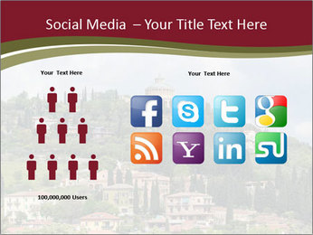 View on Sanctuary PowerPoint Template - Slide 5