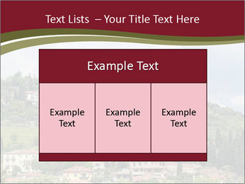 View on Sanctuary PowerPoint Template - Slide 59