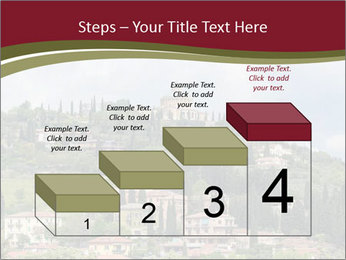 View on Sanctuary PowerPoint Template - Slide 64