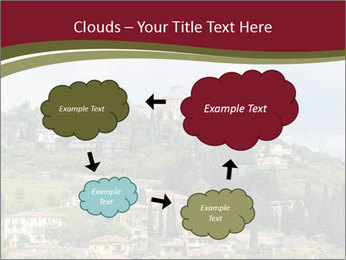 View on Sanctuary PowerPoint Template - Slide 72