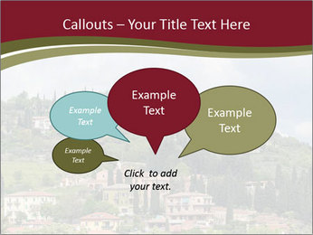 View on Sanctuary PowerPoint Template - Slide 73