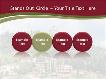 View on Sanctuary PowerPoint Template - Slide 76