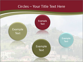 View on Sanctuary PowerPoint Template - Slide 77