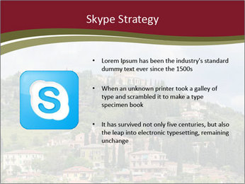 View on Sanctuary PowerPoint Template - Slide 8