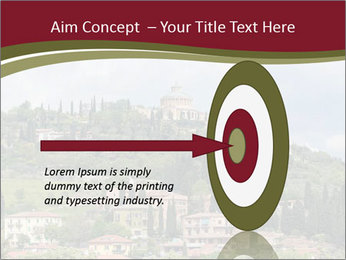 View on Sanctuary PowerPoint Template - Slide 83