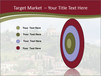 View on Sanctuary PowerPoint Template - Slide 84