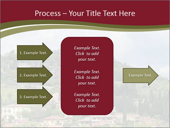 View on Sanctuary PowerPoint Template - Slide 85