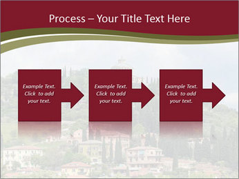 View on Sanctuary PowerPoint Template - Slide 88