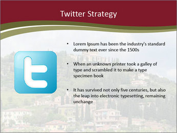 View on Sanctuary PowerPoint Template - Slide 9