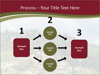 View on Sanctuary PowerPoint Template - Slide 92