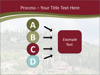 View on Sanctuary PowerPoint Template - Slide 94