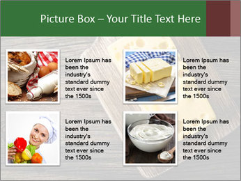 Cheese PowerPoint Template - Slide 14