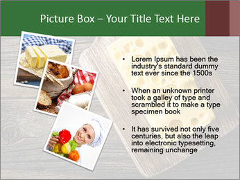 Cheese PowerPoint Template - Slide 17