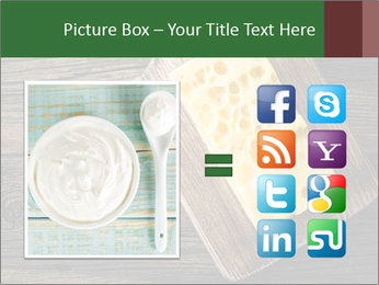 Cheese PowerPoint Template - Slide 21