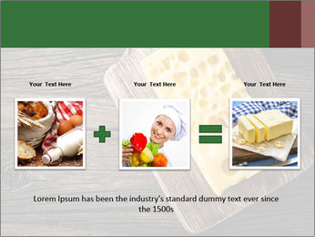 Cheese PowerPoint Template - Slide 22