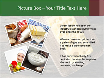 Cheese PowerPoint Template - Slide 23