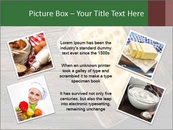 Cheese PowerPoint Template - Slide 24