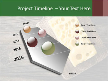 Cheese PowerPoint Template - Slide 26