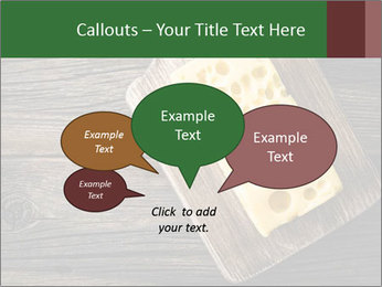 Cheese PowerPoint Template - Slide 73