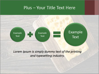Cheese PowerPoint Template - Slide 75