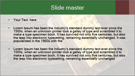 Cheese PowerPoint Template - Slide 2