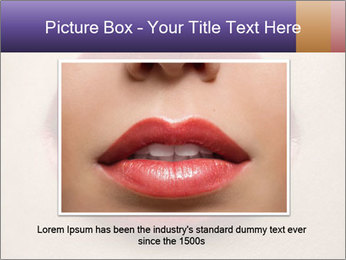 Sexy Lips PowerPoint Template - Slide 15