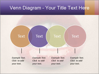 Sexy Lips PowerPoint Template - Slide 32