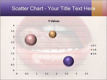 Sexy Lips PowerPoint Template - Slide 49