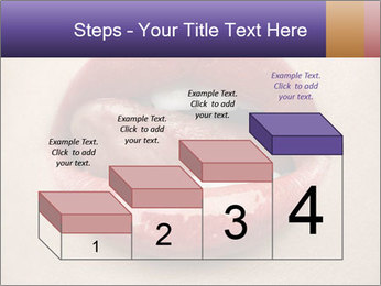Sexy Lips PowerPoint Template - Slide 64
