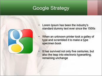Woman suffering PowerPoint Template - Slide 10