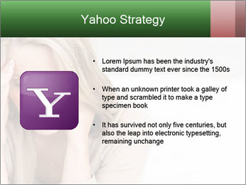 Woman suffering PowerPoint Template - Slide 11