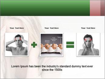 Woman suffering PowerPoint Template - Slide 22
