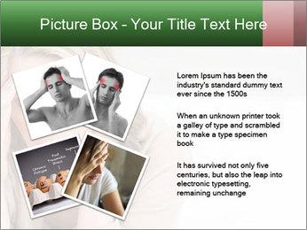 Woman suffering PowerPoint Template - Slide 23