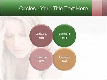Woman suffering PowerPoint Template - Slide 38