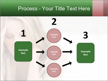 Woman suffering PowerPoint Templates - Slide 92