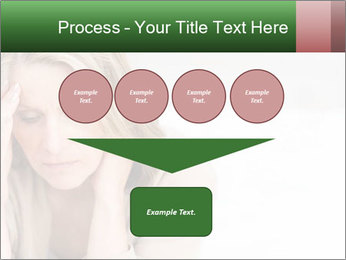 Woman suffering PowerPoint Templates - Slide 93