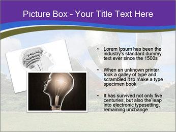 Floralis Generica PowerPoint Template - Slide 20