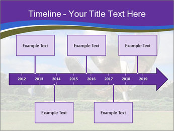 Floralis Generica PowerPoint Template - Slide 28
