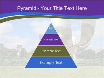 Floralis Generica PowerPoint Template - Slide 30