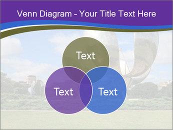 Floralis Generica PowerPoint Template - Slide 33