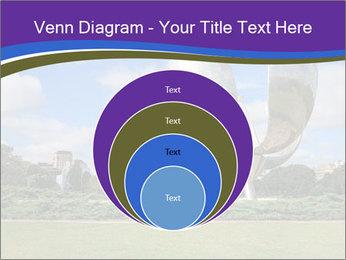 Floralis Generica PowerPoint Template - Slide 34