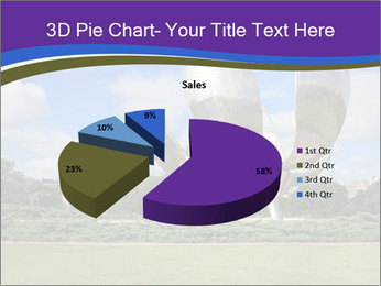 Floralis Generica PowerPoint Template - Slide 35