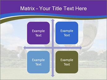 Floralis Generica PowerPoint Template - Slide 37