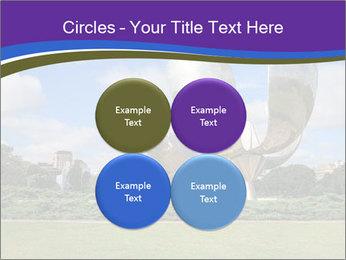 Floralis Generica PowerPoint Template - Slide 38