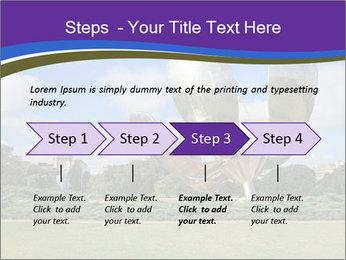 Floralis Generica PowerPoint Template - Slide 4