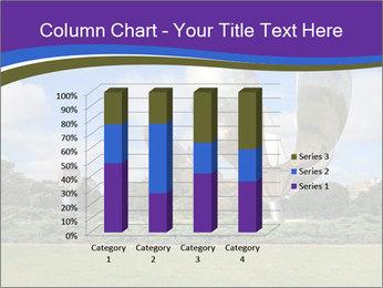 Floralis Generica PowerPoint Template - Slide 50