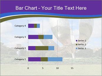 Floralis Generica PowerPoint Template - Slide 52