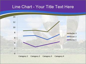 Floralis Generica PowerPoint Template - Slide 54