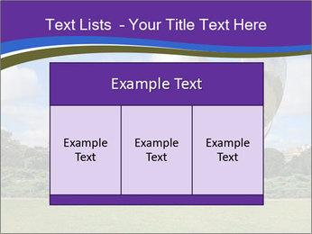 Floralis Generica PowerPoint Template - Slide 59