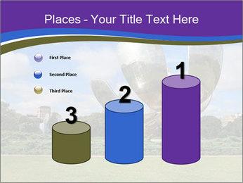 Floralis Generica PowerPoint Template - Slide 65
